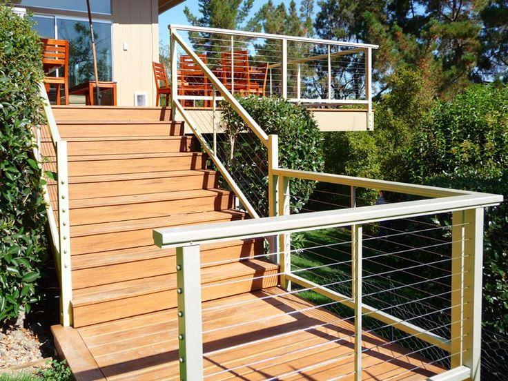 17 Best Images About Aluminum Stair Rails On Pinterest