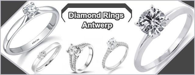 Are you in search for the perfect engagement ring? Here gives some information about Diamond Rings Antwerp. There are various types of diamond rings and choose from the variety is always a difficult task.