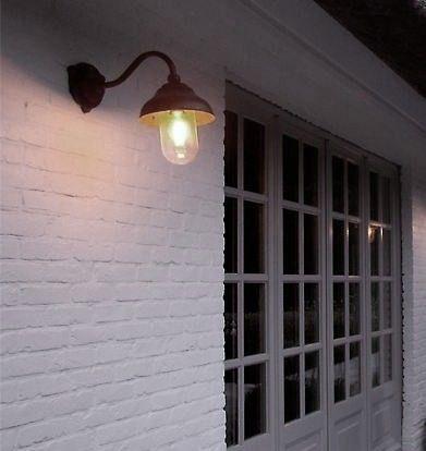 Buitenlamp Cosali (lood of koperkleur)   Buitenverlichting   WWW.ZINKENZO.NL