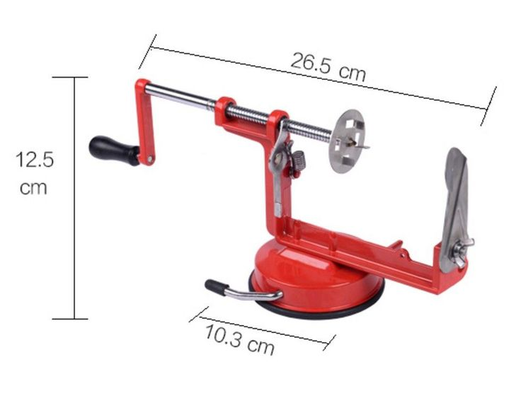 Professional Stainless Steel Tornado Potato Spiral Cutter Twisted Potato Cutter Machine Vegetable Slicer Cooking Tools