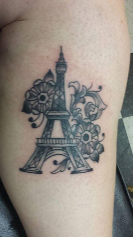 Best 25 eiffel tower tattoo ideas on pinterest paris for Paris tattoos charlotte