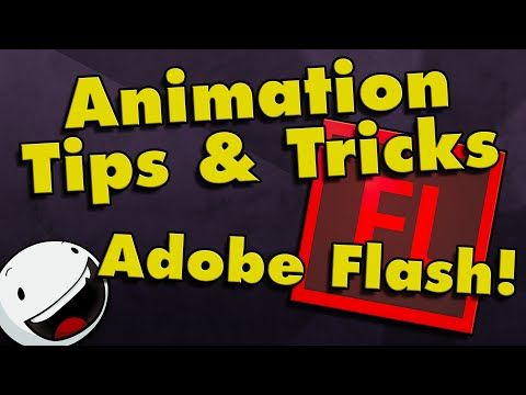 Flash Animation Tutorial for Beginners | A Better Motion Tween