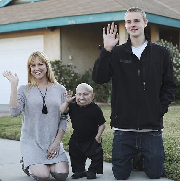 Celebrity Wife Swap Featuring Actor Verne Troyer And His