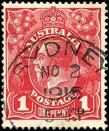 Postage stamps and postal history of Australia - Wikipedia, the free encyclopedia    I adore vintage stamps (have many in my collection from when I was a child) Favourite colour red. A favourite item - old stamp. Business name idea Red Stamp Photography?