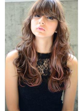 この画像は「インナーカラーならいつものヘアアレンジも10倍可愛い♡個性的な髪色を楽しもう!」のまとめの14枚目の画像です。