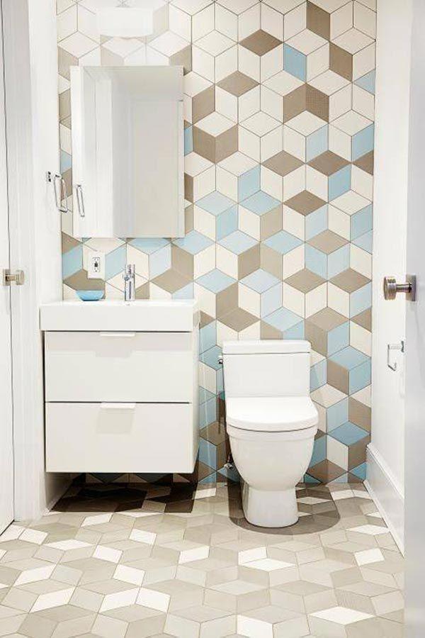 M s de 25 ideas incre bles sobre baldosas hexagonales en - Azulejos hexagonales ...