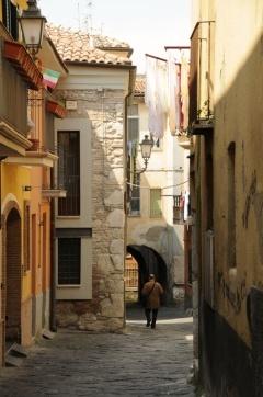Benevento, Italy  Home Town!