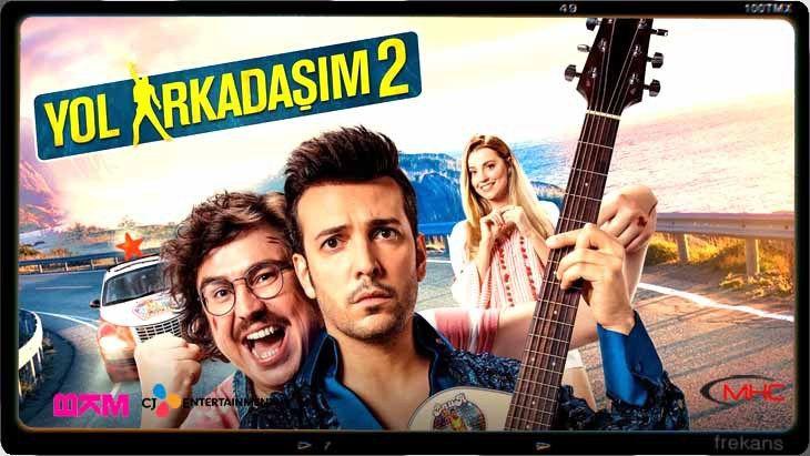 Yol Arkadasim 2 Fragman Film Sinema Netflix