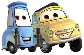 17 Best images about luigi cars on Pinterest | Disney ...