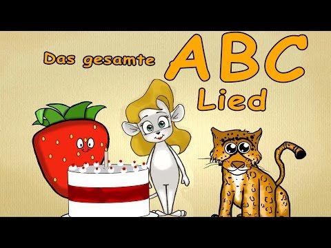 40 Minuten- Das gesamte ABC - Schnell Deutsch lernen - YouTube