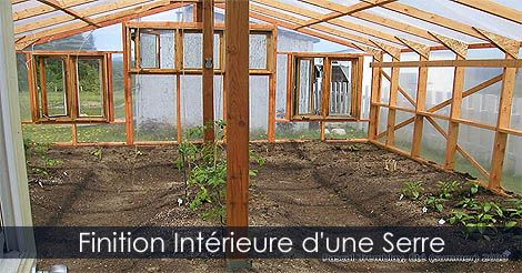 13 best images about Serre de Jardin - Étapes de ...