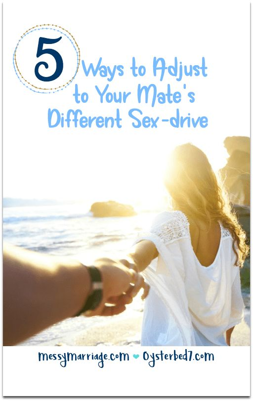 Differing Sex Drives