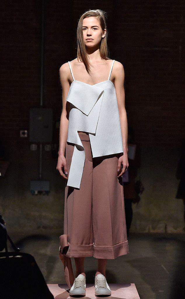 Claudia Li from New York Fashion Week Fall 2016: Best Looks