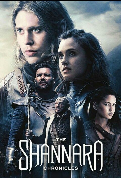 The Shannara Chronicles - The 2 hour premiere is TONIGHT, Jan 5 2016, at 10/9c on MTV.