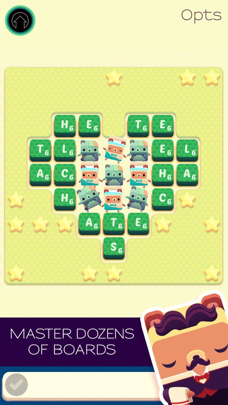 Alphabear Word Puzzle Game LLCFoxiosGames Word