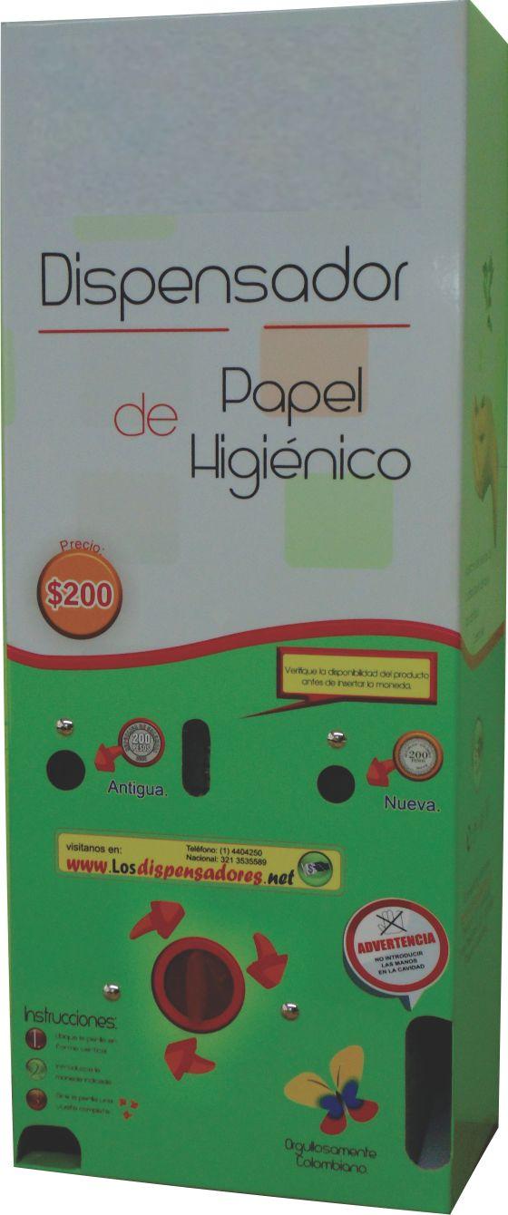 M s de 1000 ideas sobre dispensadores de papel higi nico for Dispensador de papel higienico