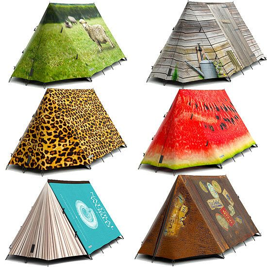 Which one is your favorite?! – Camp in Style With These Gorgeous Tents!