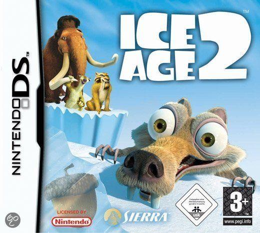 Ice Age 2: The Meltdown The Meltdown is gebaseerd op de gelijknamige computeranimatiefilm. De ijstijd komt ten einde en onze koele vrienden moeten zien te ontkomen aan de allesverwoestende overstroming die op komst is. Manny de Mammoet, Sid de Luiaard, Diego de Sabeltandtijger realiseren dat de vallei overstroomd zal raken door de smeltende ijskappen. Met de hulp van ieders favoriete sabeltandeekhoorn Scrat moet je iedereen in veiligheid brengen.