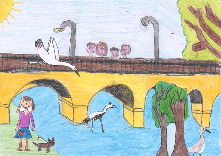 Parco Fontescodella - Centro di Educazione Ambientale: Il GREENBUS visto dai bambini