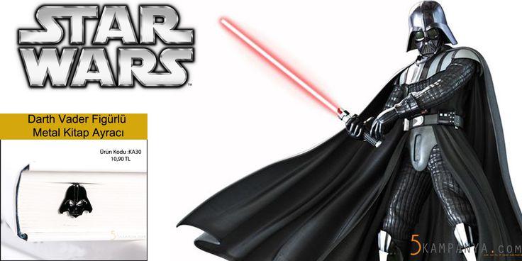 star wars kahramanı kitap ayracı modelleri