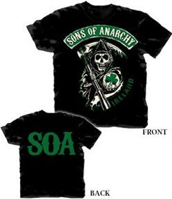 Sons of Anarchy T-shirt SOA Ireland Design-small | bikeraa.com  http://bikeraa.com/sons-of-anarchy-t-shirt-soa-ireland-design-small/
