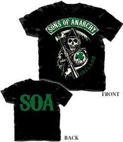 Sons of Anarchy T-shirt SOA Ireland Design-small   bikeraa.com  http://bikeraa.com/sons-of-anarchy-t-shirt-soa-ireland-design-small/