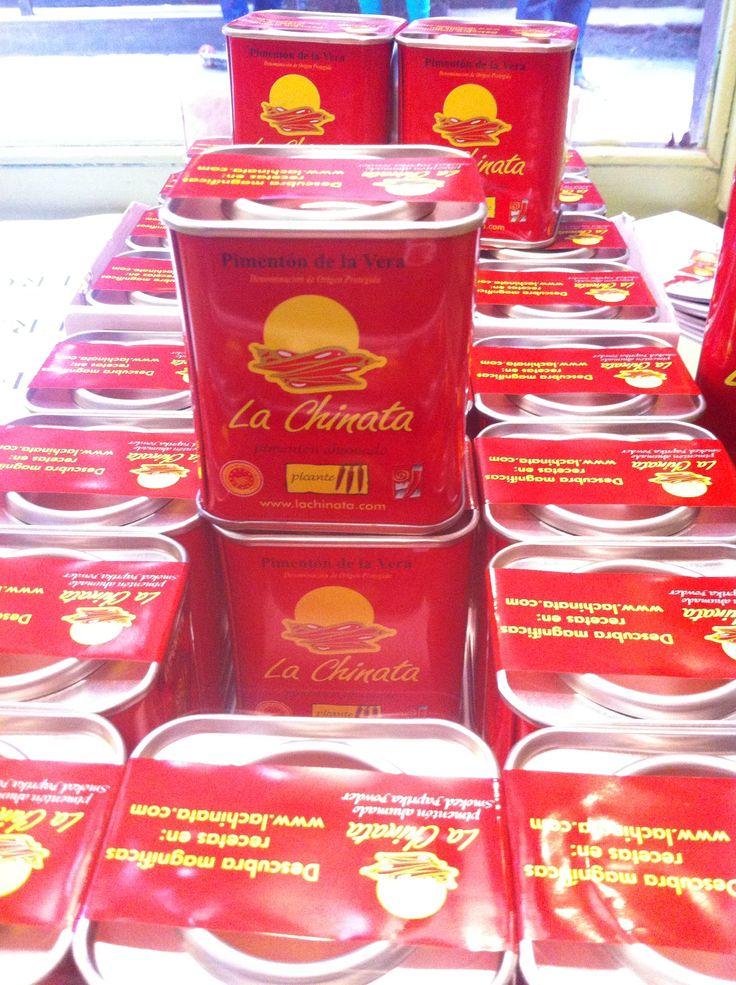Pimentón español