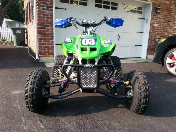Kawasaki Kfx 400 >> Honda trx250r race ready trx 250r (With images) | Yamaha ...