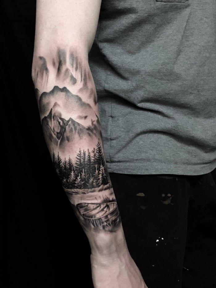 Tattoos männer 50 einzigartige