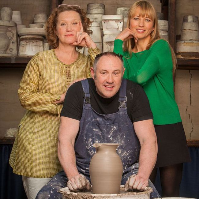 NewsFile | BBC Two's The Great Pottery Throw Down Premiers with Mixed Reviews