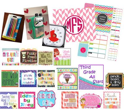 Lesson Plans and My Giveaway