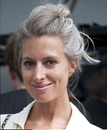 How To Make The Most Of Grey Hair                                                                                                                                                                                 More