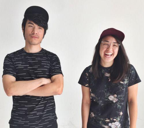 Eugene Lee Yang & Ashley Perez