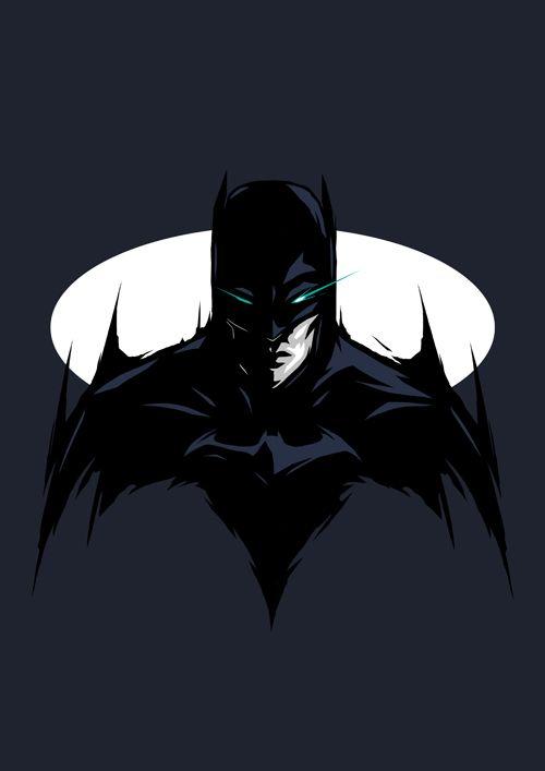 DC Superhero Series: Batman by Steven Toang Wei Shang