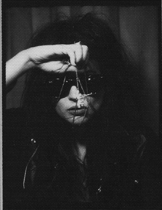 Allison Mosshart.  Love her attitude and style.