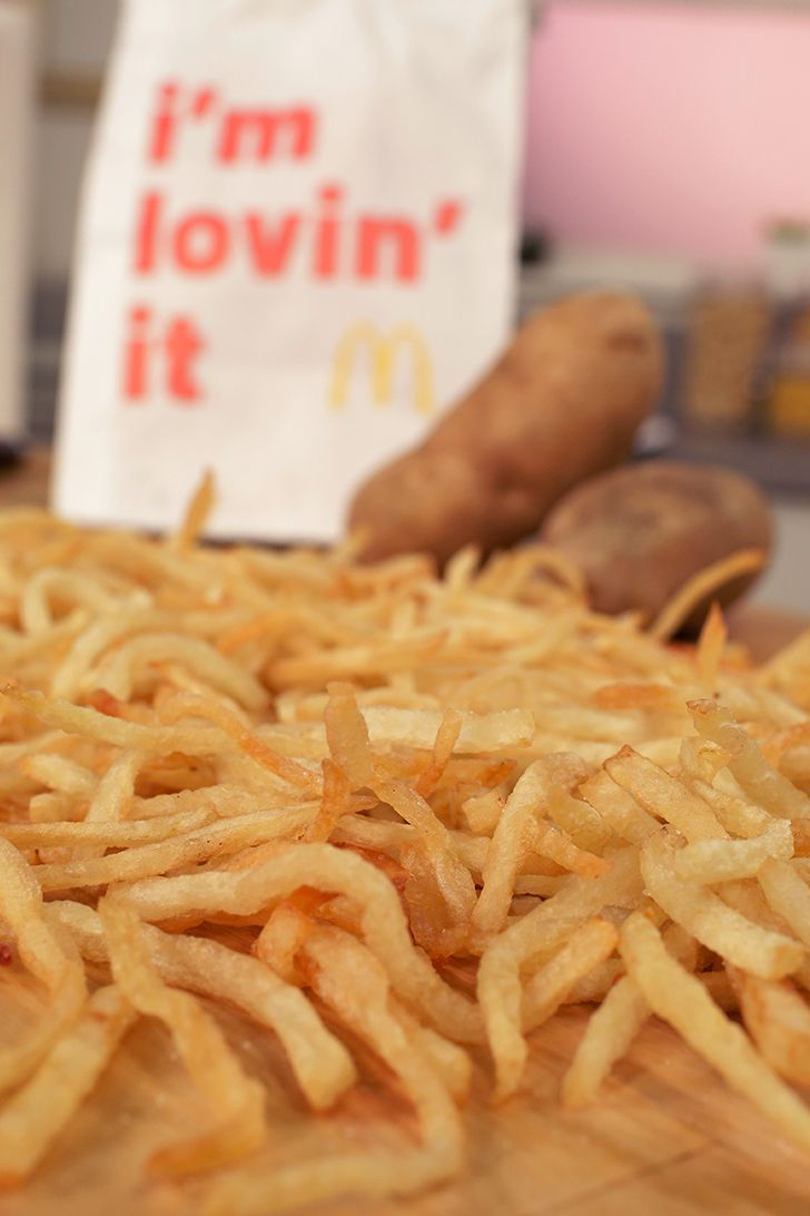 The Homemade Secret to McDonald's French Fries