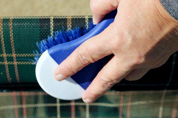 rangehood mesh clean how to
