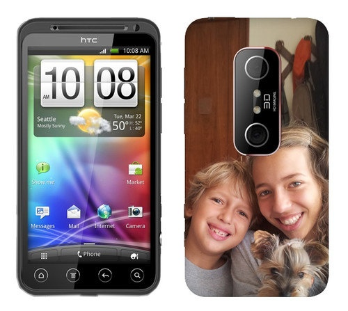 Custom / Personalised HTC Evo 3D Case / Cover by Smartprintshop, €9.99