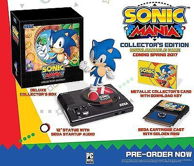 Sonic Mania: Collector's Edition (Nintendo Switch, 2017): $80.71 (0 Bids) End Date: Tuesday Aug-22-2017 22:30:07 PDT Buy It Now for only:…