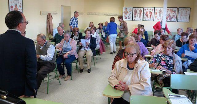 En Arévalo habrá universidad de la experiencia con una duracionde 35 horas semanales http://www.revcyl.com/www/index.php/educacion/item/8241-en-ar%C3%A9valo-habr%C3%A1-universidad-de-la-experiencia-con-una-duracionde-35-horas-semanales