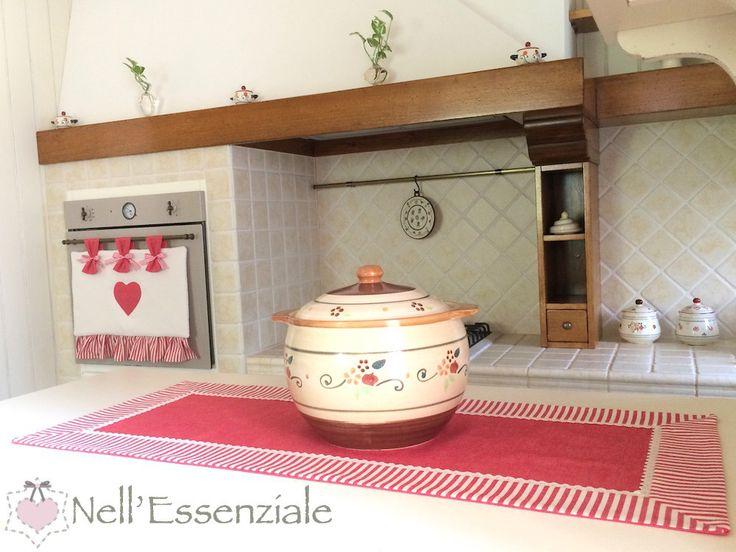 Coordinato cucina Natalizio : Cucina e servizi da tavola di nellessenziale