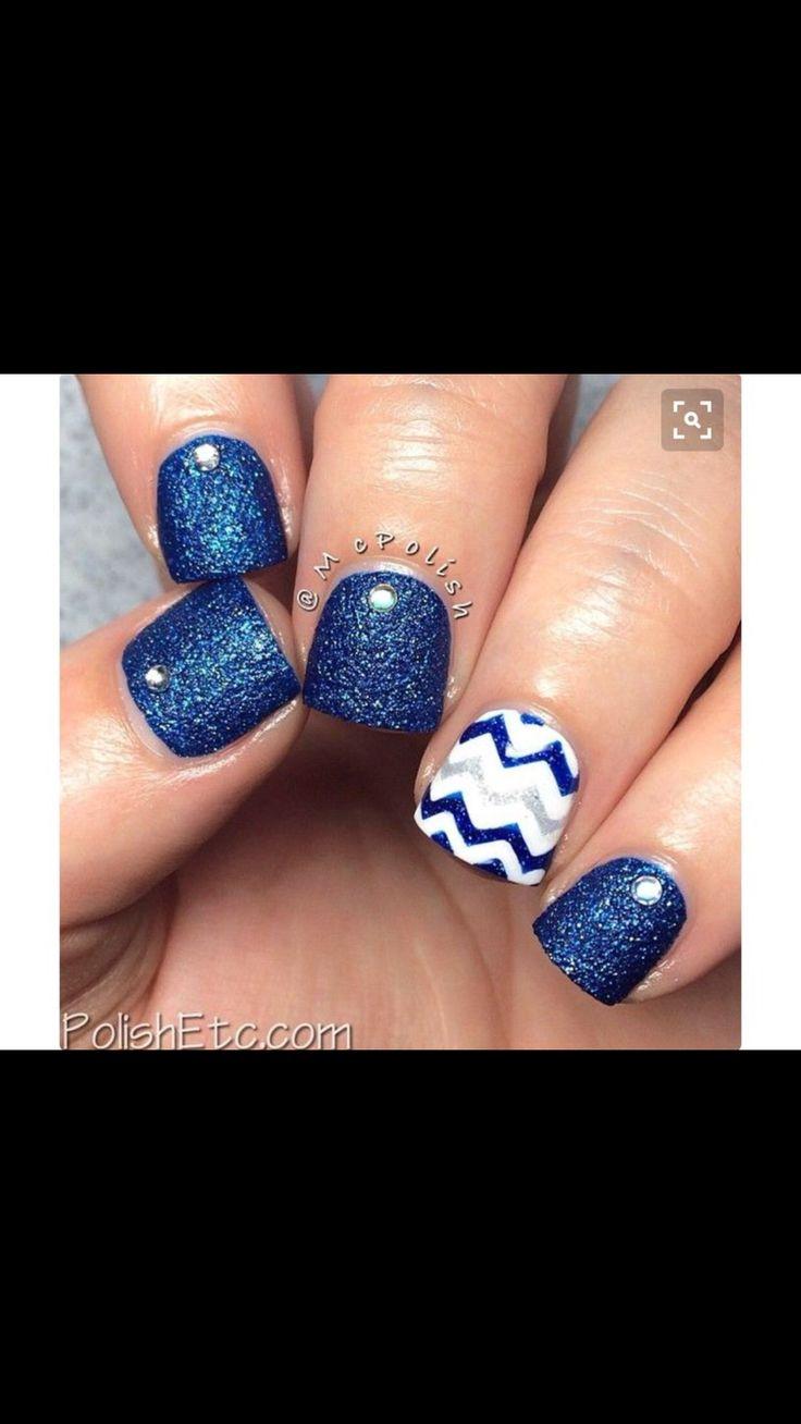 254 mejores imágenes de Anytime Nails en Pinterest | Arte de uñas ...