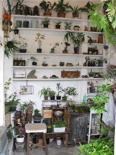 Inspirational images and photos of , work studios : Gardenista