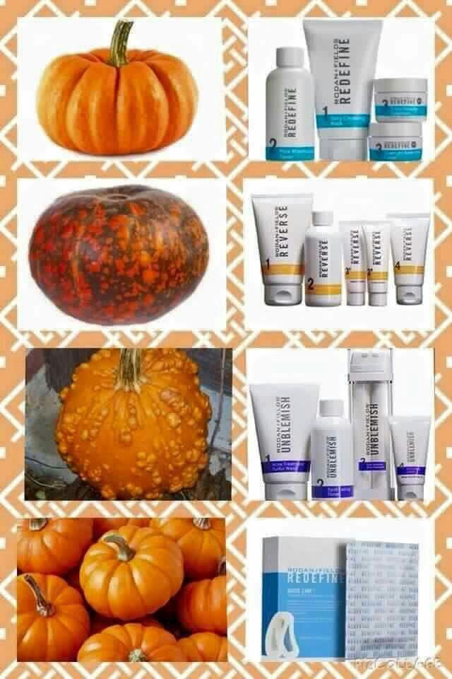 Bumps, lines, or spots... There's a regimen for that! Are you ready to FALL in love with your skincare? Find out which regimen is right for you- awillard.myrandf.com. Enroll as a Preferred Customer to save 10%, get $0 shipping and a free gift from me! Did you know that pumpkin contains skin-saving beta carotene & vitamin C, which help protect against sun damage? Enjoy your Pumpkin this season with a little less guilt