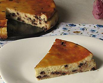 Cassola: torta di ricotta senza farina