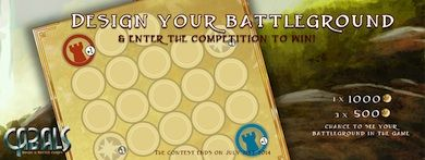 Battleground Design  Competition 2014 News | Cabals: Magic & Battle Cards