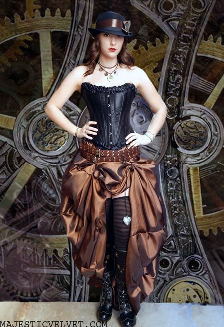 steampunk girl - Buscar con Google