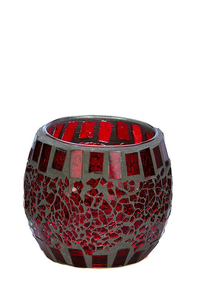 For those that love deep red, here's our Red mosaic in medium. To see our entire range of mosaics, please click here: http://bit.ly/1zHtguh