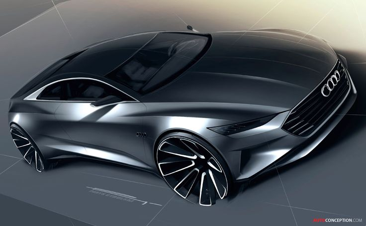 Audi 'Prologue' concept car