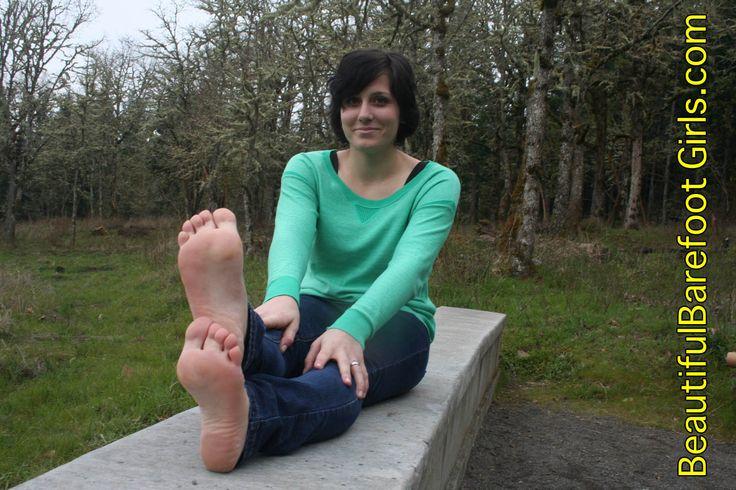 Women Who Love Their Feet